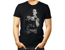 Linkin Park Chester Bennington - Tee unisex T Shirt black gift women men band