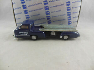 Conrad Ref. 1034 Mercedes Benz 1955 Racing Car Transporter 1:43 Scale