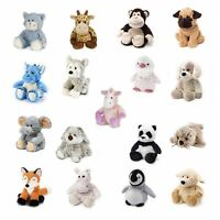 Warmies Cute Animals Microwaveable Soft Cuddly Toy With Lavender Scent - Various