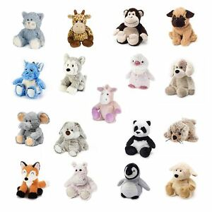 Warmies Heatable Microwavable Various  Soft Toy Wheat Filled & Lavender Scented