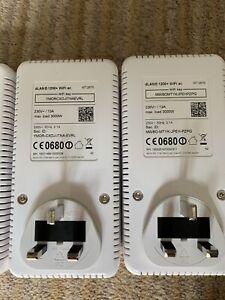 Devolo 1200Mbps + Wifi AC Add-On Powerline Adapter. MT:2675