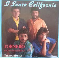 "7"" I SANTO CALIFORNIA : Tornero / RARE TELSTARWORLD !"