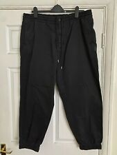 Nike Lab Made in Italy Men's Woven Trousers - Black - XL