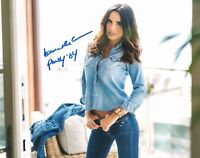 Carmella DeCesare Signed Photo 8x10 #84A Playmate of the Month April 03 WWE S.I.