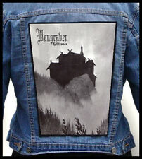 WONGRAVEN - Fjelltronen  --- Huge Jacket Back Patch Backpatch
