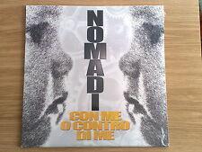 NOMADI - CON ME O CONTRO DI ME - RARO LP 33 GIRI NUOVO SIGILLATO