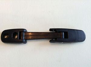 3QM313M 25159428 Hood Latch Black Lock With Cachet for Kodiak Replacement NEW