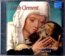Jacob CLEMENT 1510-56 Huelgas Ensemble Paul van Nevel CD Jerusalem Surge Gloria
