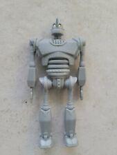 "Rare 1999 The Iron Giant Movie Film Robot Promo Action Figure 4.25"" Warner Bros!"