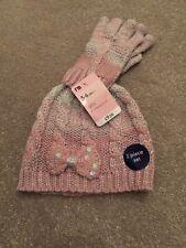 Mothercare Girls Hat Set