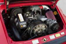 Porsche 911 air intake system