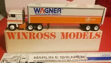 WAGNER BRAKE & LIGHTING PRODUCTS 7000 cab TRACTOR TRAILER WINROSS TRUCK