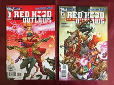 Red Hood And The Outlaws 1 2nd 2-12 VF/NM Condition