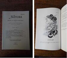 NATURA - Volume 75 - Fasc. 1-4 - 1984 (Argomenti in descrizione)