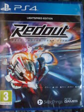 Redout Lightspeed Edition PS4 Nuevo Precintado Carreras naves conducción arcade