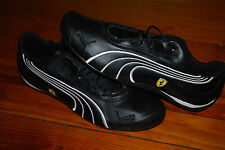 NEW Men's Puma Drift Cat III 3 SF x Ferrari Driving Leather Sneakers Shoes (10)