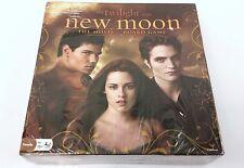NEW Twilight Saga New Moon Movie Board Game - Sealed/Free Shipping!