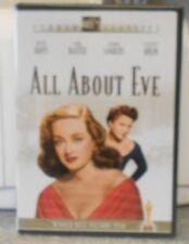 All About Eve (Dvd, 2003, Studio Classics) Rare 1950 Winner Best Film Brand New