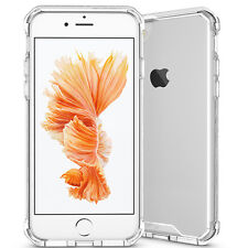 Crystal Clear Hybrid Ultra-thin Bumper Hard Back Case Cover for iphone 6s 7 plus
