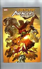 LOCKJAW and the Pet AVENGERS UNLEASHED, Marvel Comics, Hard Cover, Sealed (CC2)
