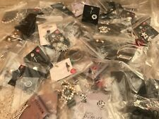 Small Joblot of Odd Earrings Different Designs/Colours ideal For Craft making