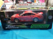 die cast 1:18 Fast And The Furious 2003 Saleen Mustang ERTL JOY RIDE BRAND NEW
