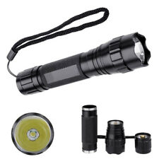 Ultrafire WF-501B 6000LM X-XML T6 LED 18650 Flashlight 5-Mode Torch Lamp JD