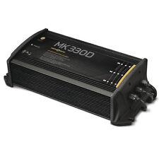 Minn Kota Marine Boat RV MK-330D 3 Bank 10 Amp Digital Battery Charger