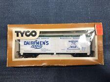 Tyco Dairymens League Train Car HO Scale New In Box