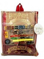 Harry Potter Bumper Stationery Filled Pencil Case Brand New Gift