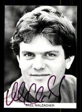 Axel Malzacher Autogrammkarte Original Signiert # BC 79565