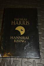 Thomas Harris - Hannibal Rising in Hard Slipcase - 2006 Limited Edition Hardback