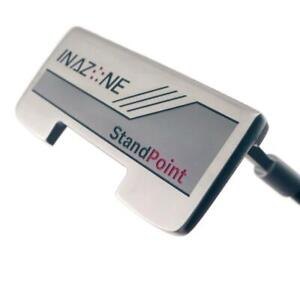 NEW Inazone StandPoint Putters Align Putts Easy STANDS ON IT'S OWN Winn Grip