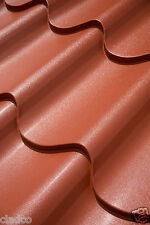 Tile Effect Roofing Sheets, Pan Tile Metal Profile Colour Coated Metre Cover
