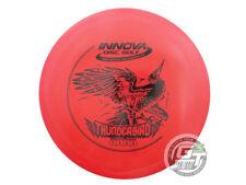 New Innova Dx Thunderbird 150g Red Black Stamp Distance Driver Golf Disc