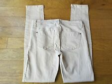 SANCTUARY SURPLUS Beige Jeans Khaki Stretch SKINNY Fit ~ Sz 26
