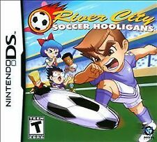River City Soccer Hooligans (Nintendo DS) game 3ds ransom Rare
