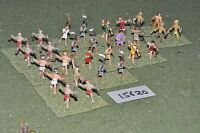25mm ancient skirmishers 26 figures (15620)