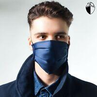 Social Distancing OceanBlue Maske Nasen-Mund-Bedeckung Alltagsmaske Behelfsmaske
