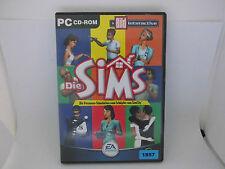 PS2 PlayStation2 Spiel: Die Sims - Erschaffe und kontrolliere Deine eigenen Sims