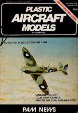 C-30A AUTOGYRO ... PLASTIC AIRCRAFT MODELS INTERNATIONAL April May 1979