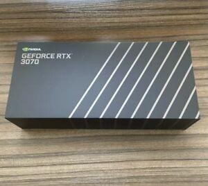 NVIDIA GeForce RTX 3070 Founders Edition 8GB GDDR6 GDDR6 Graphics Card