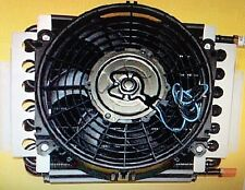 Fan Cooler, Derale Automatic Transmission cooler with integral fan