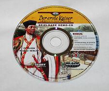 Der erste Kaiser promo Demo DVD mit Bonus Casino Empire / Der Herr der Ringe etc