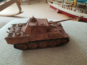 1 35 tank German Panther built