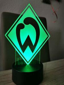 Werder bremen Led Lampe
