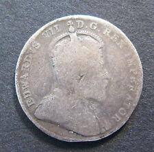 1903 H  Canada  10 Cents - Silver -* No Reserve * - (Q451)