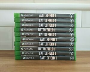 Job Lot 10 x BATTLEFIELD 1 (Microsoft XBOX One) Games