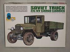 SDS 1/35 Scale Soviet Truck ZiS-5V Cargo Carrier