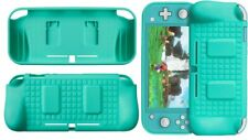 Nintendo Switch Lite Turquoise Hand Grip Protective Case Cover [New Version]